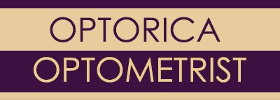 optorica optometrist business logo