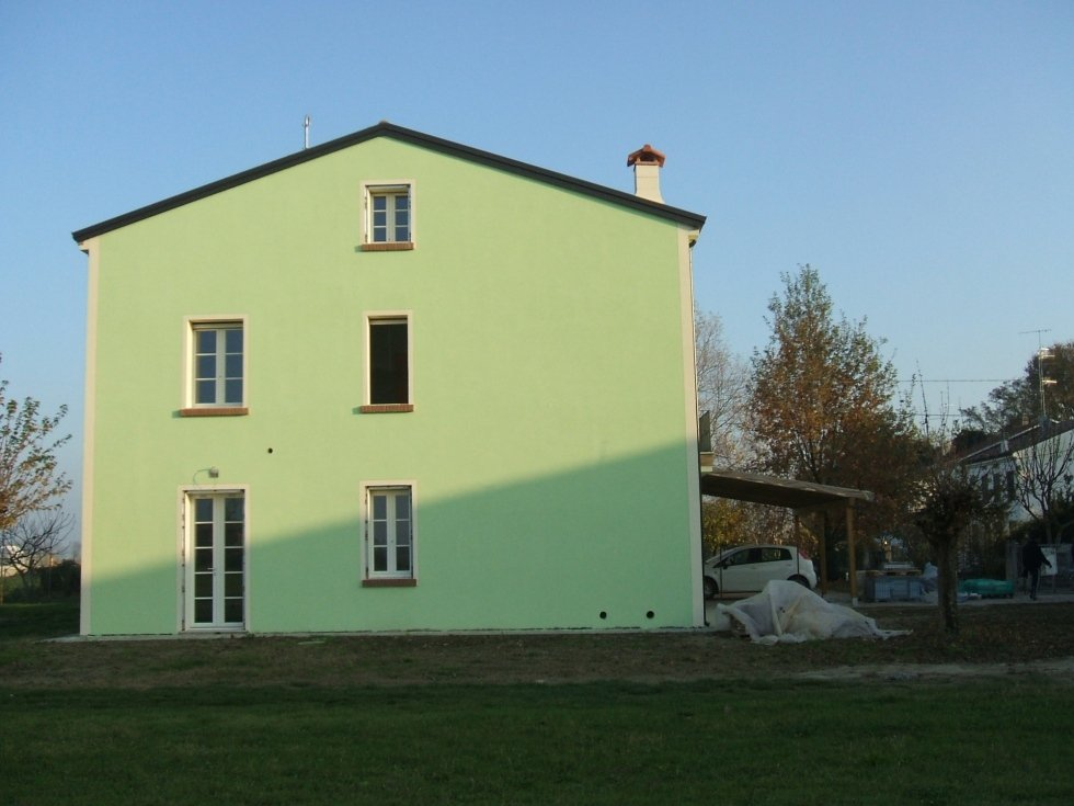 ristrutturazione Casa singola Solarolo GUASTALLA