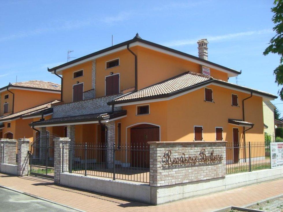 Villette a schiera reggio emilia stuedio tecnico magnani for Progetti villette singole