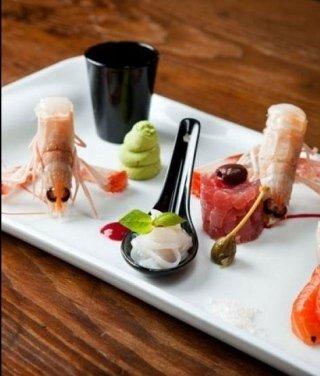 assaggi di pesce
