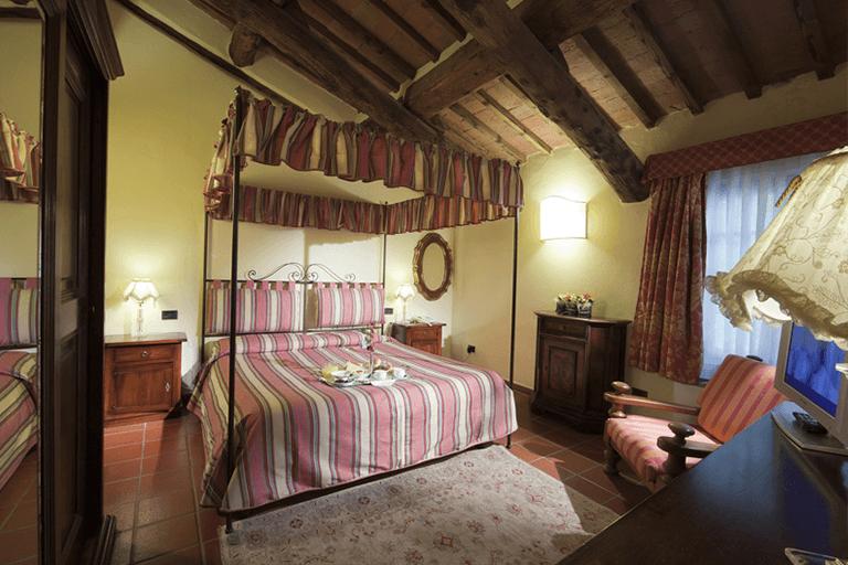 Borgo San Luigi near Siena