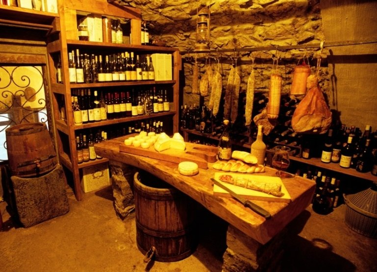 typical Tuscan products