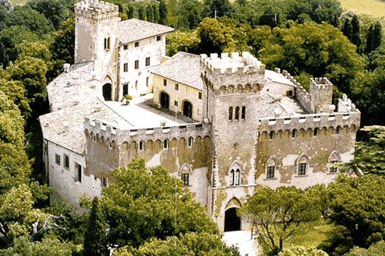 Castello di Santa Maria Novella at Certaldo