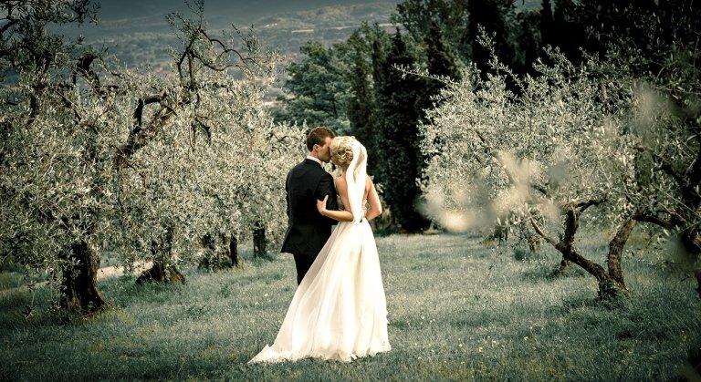 A Wedding in the Chianti