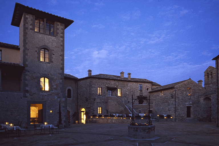 Castel Monastero a Siena