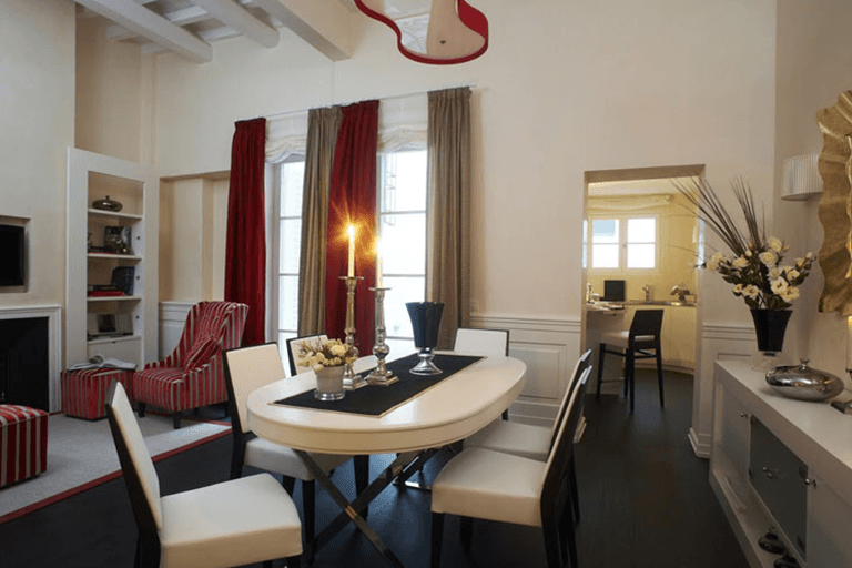 Luxury accommodation in Florence