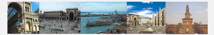 Tour a Milano e Venezia