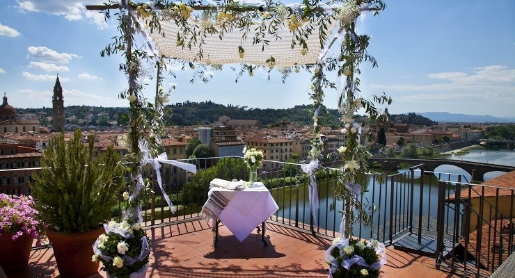 Wedding location hire