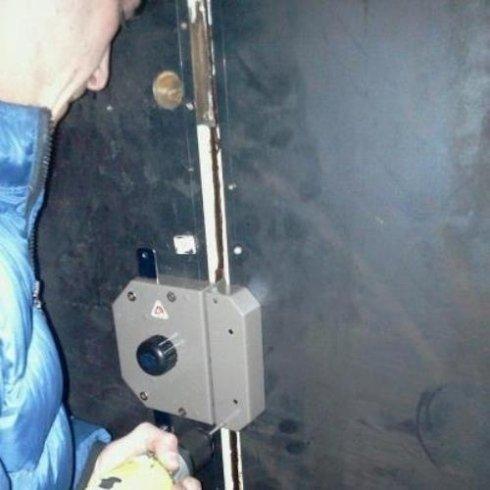 Istallazione serratura