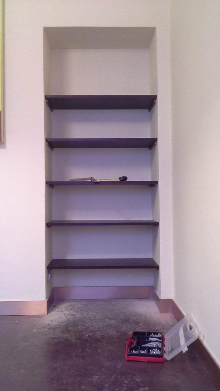 Libreria ad incasso