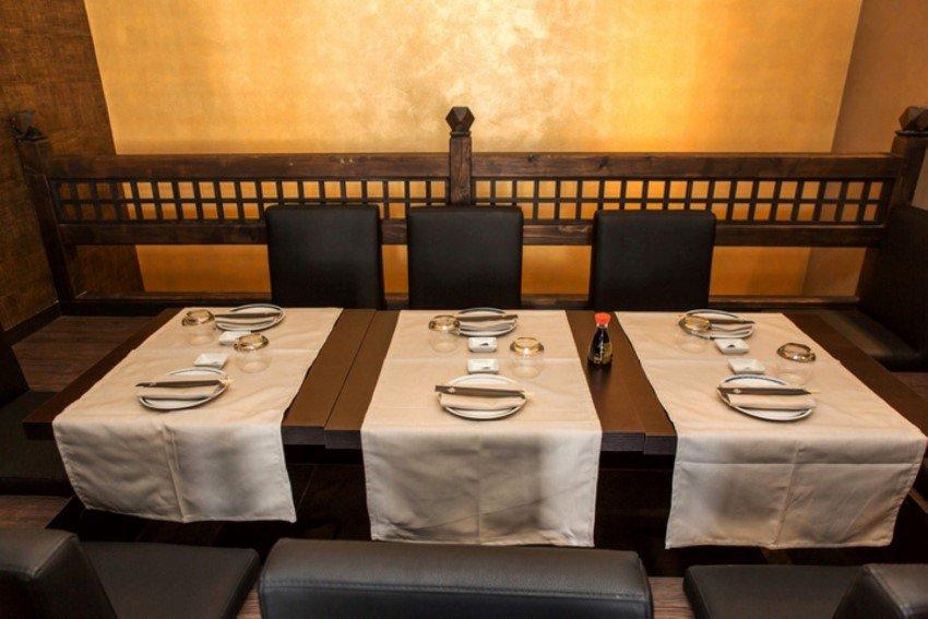 Tavoli ristorante Il Paradiso Del Sushi a Pavia