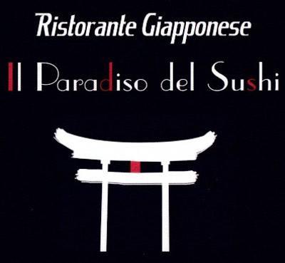 RISTORANTE GIAPPONESE IL PARADISO DEL SUSHI - LOGO