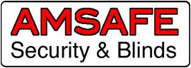 amsafe security and blinds business logo