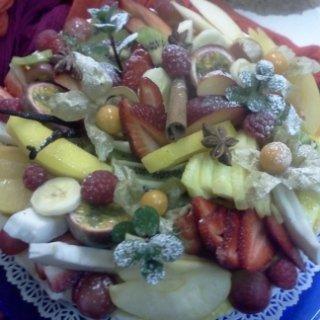 Cheese cake di frutta