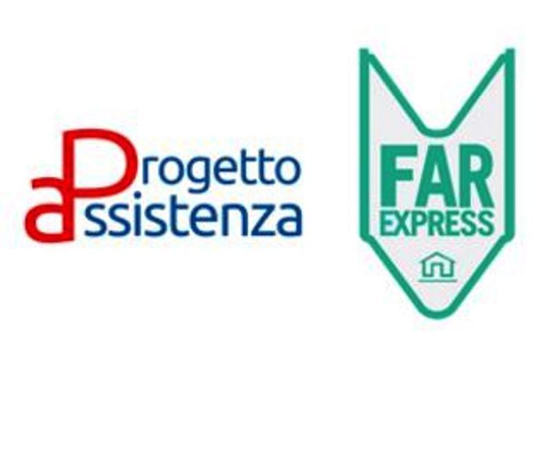 logo progetto assistenza e Far