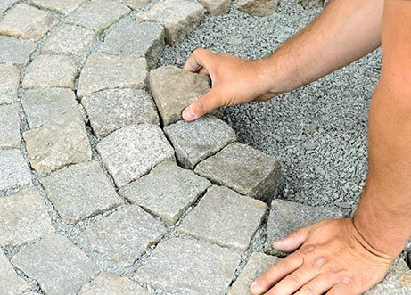 Brick Paving - Dothan, AL - Trawick Landscaping