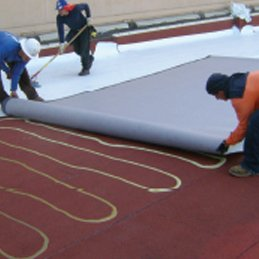 Flat Roof Maintenance Erie, PA