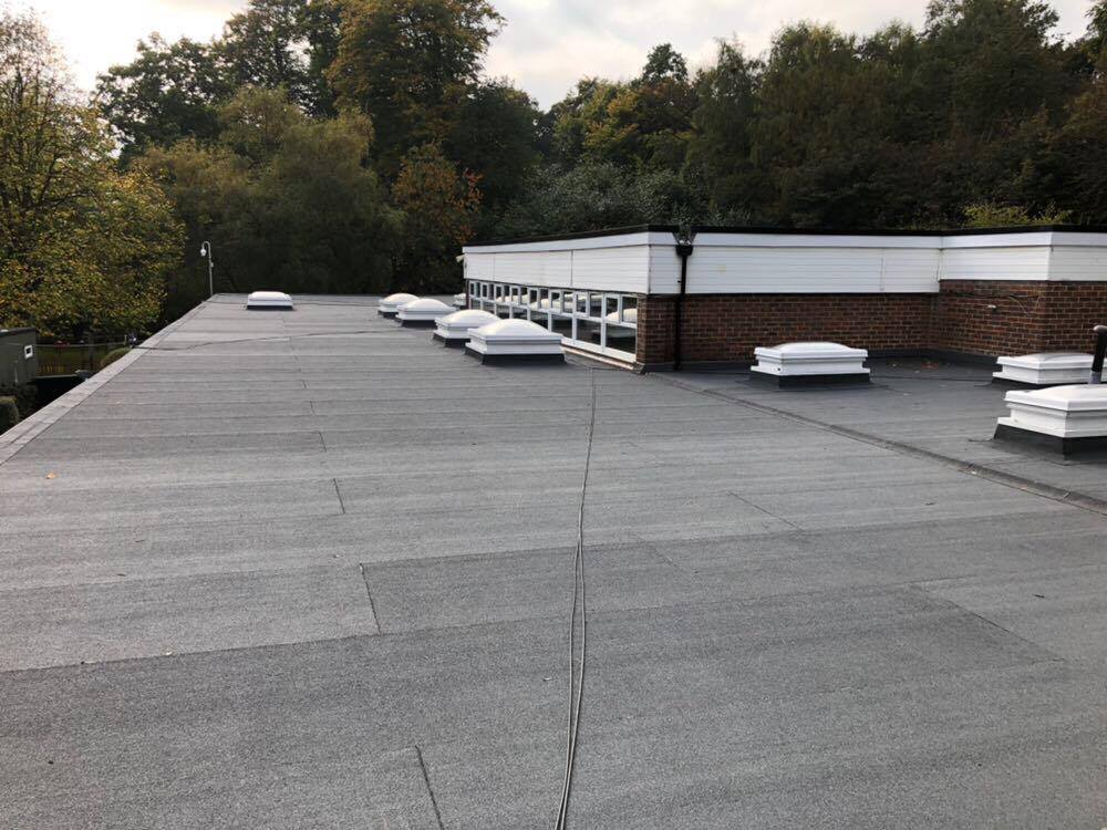 Flat Roofing Projects In Bedford