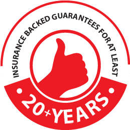 Insurance backed guarantees logo