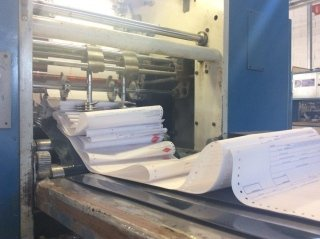 stampa moduli continui
