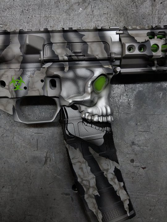 Rmtc Custom Gun Coating Gallery