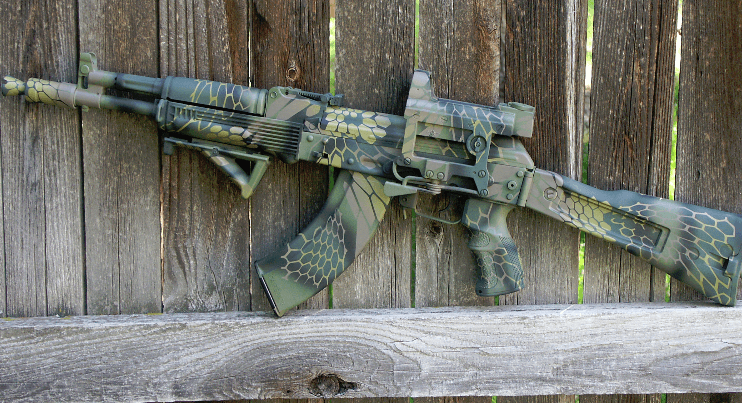 Rocky Mountain Tactical Coatings Camouflage Creations