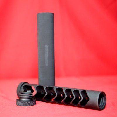 Phoenix Weaponry Suppressors