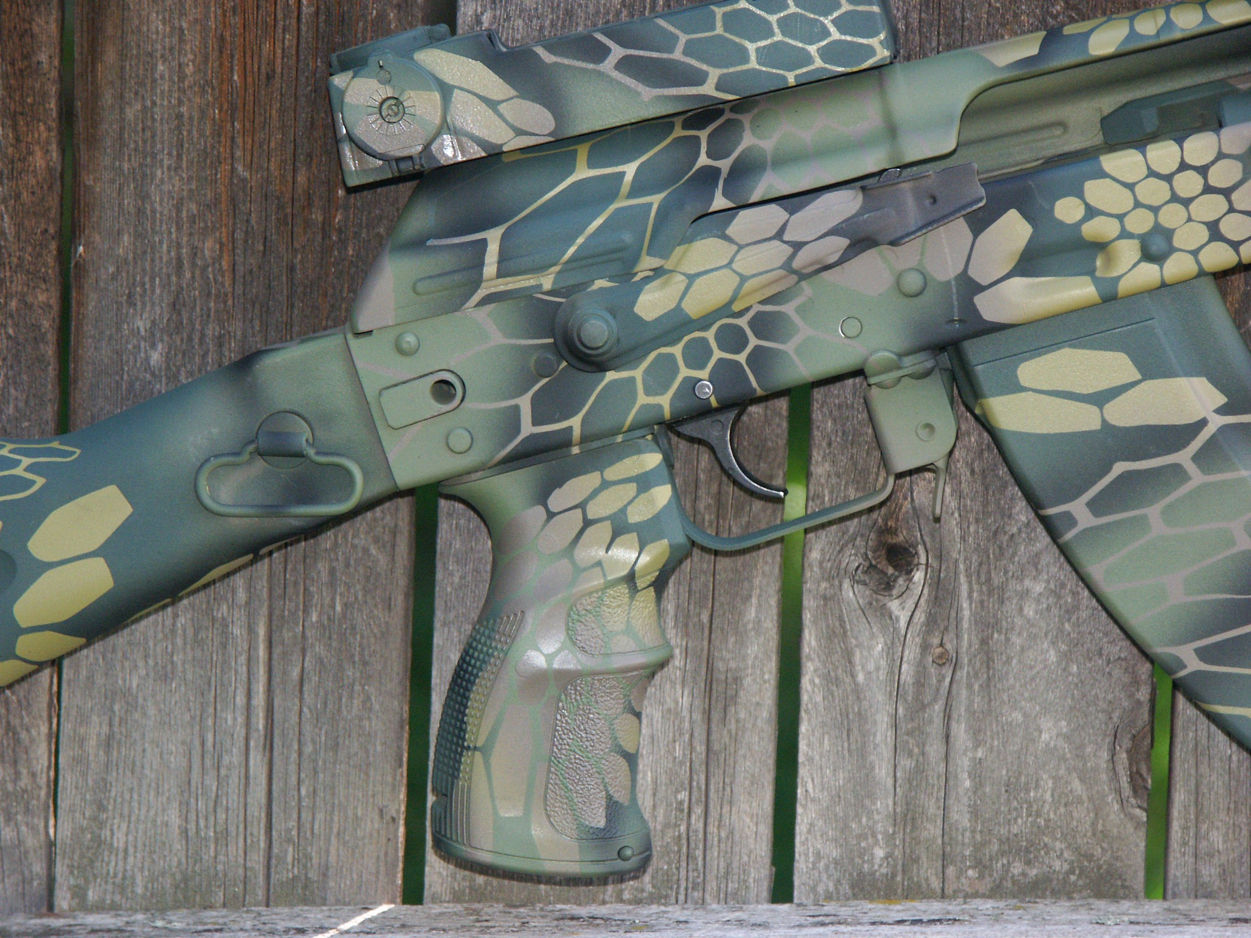 AK-47 Kryptec Camo