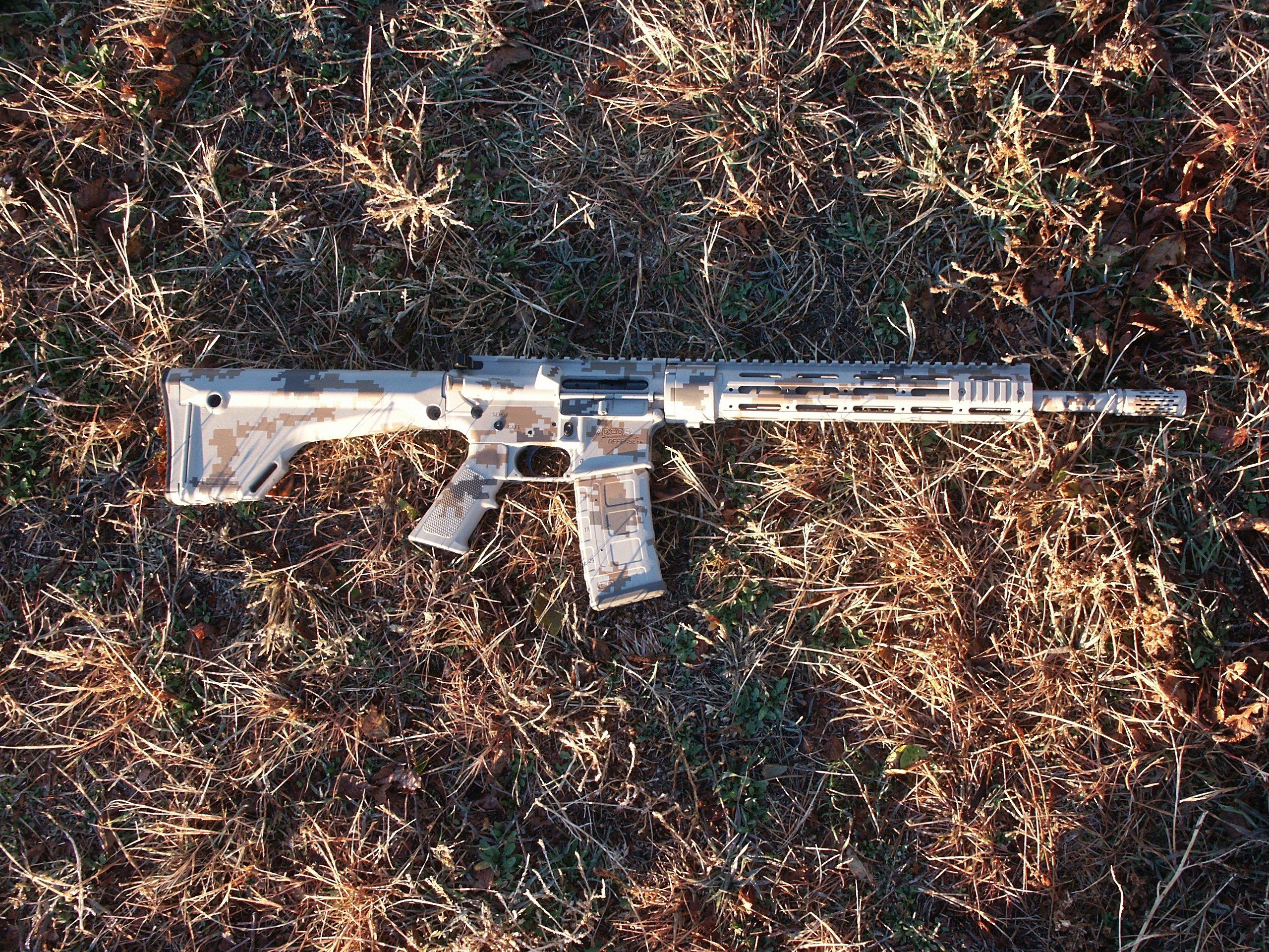 AR Digital Camouflage Plains