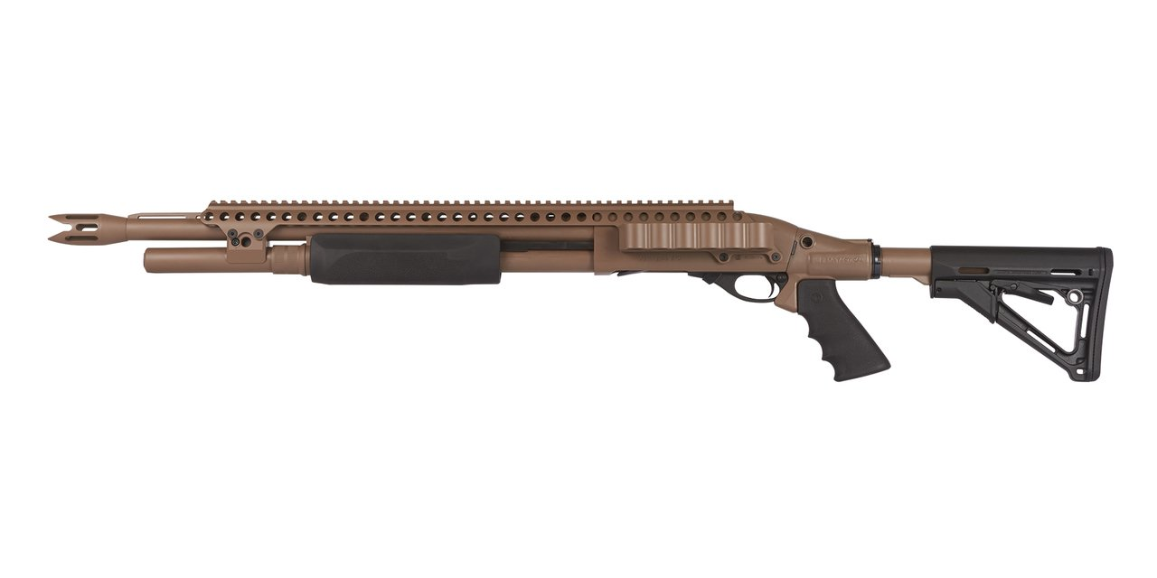 ELIZA   Tactical 12Ga. Shotgun from Phoenix Weaponry