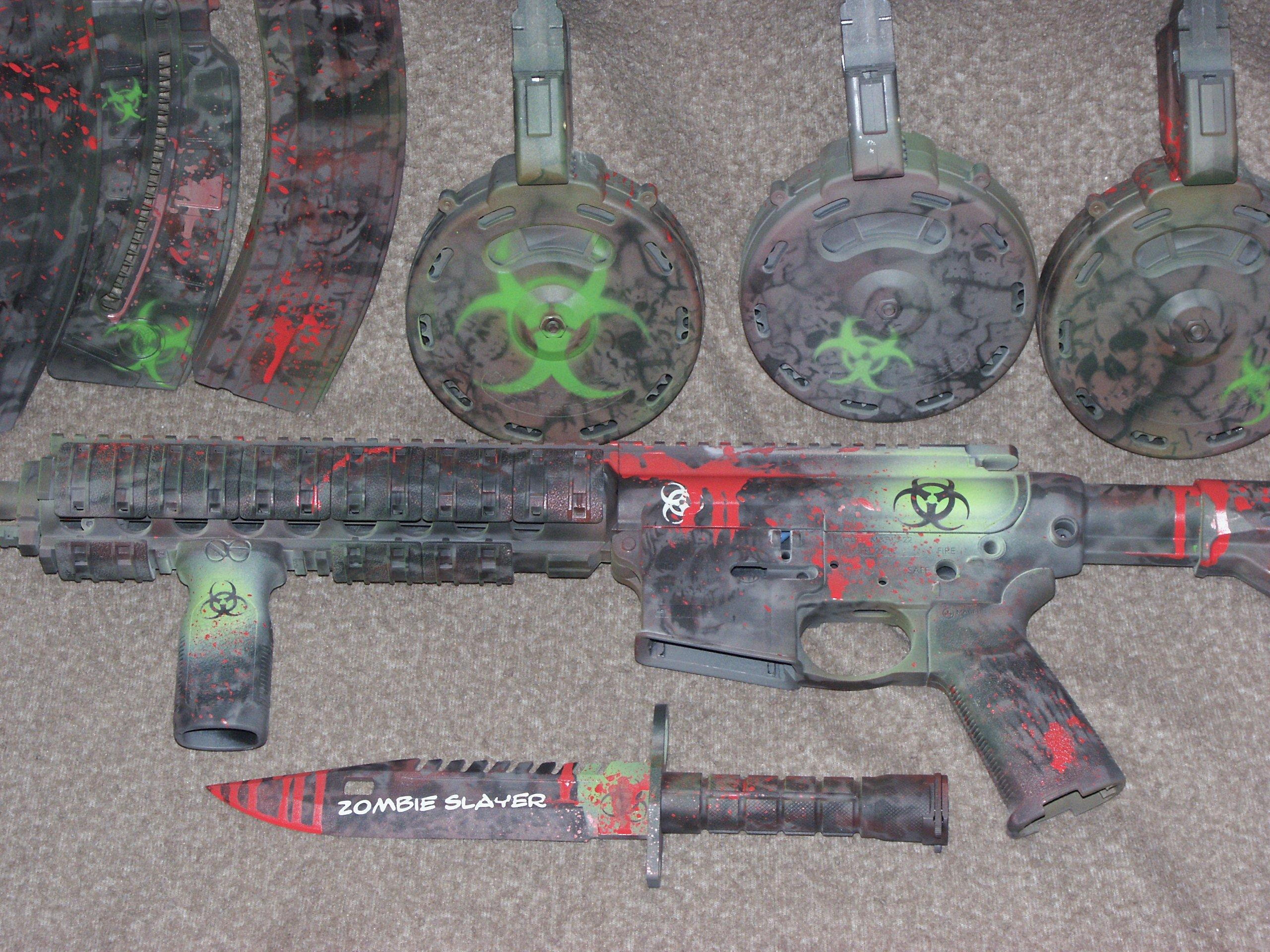 M&P Zombie CamouflAGE