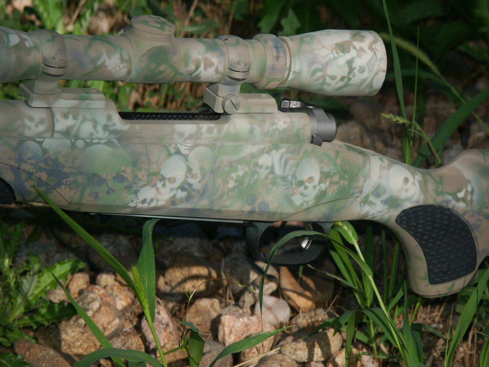 Skull Camouflage