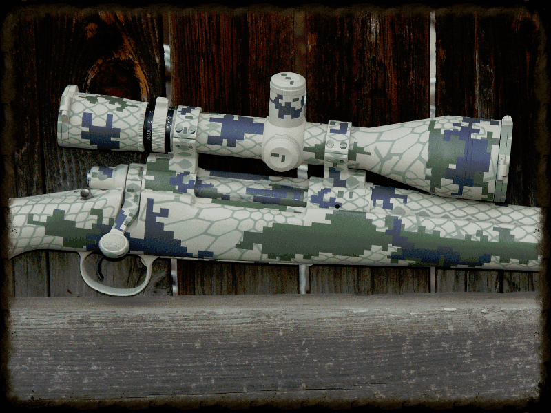 Kuiu Verde Style Camouflage