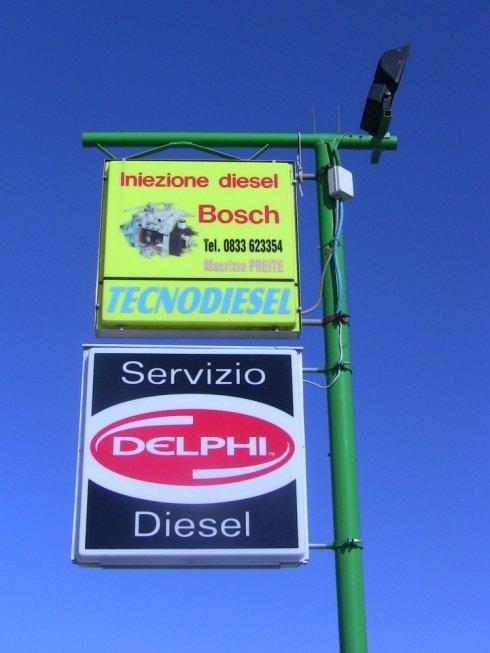 servizio diesel
