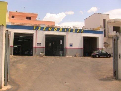 centro autoriparazioni