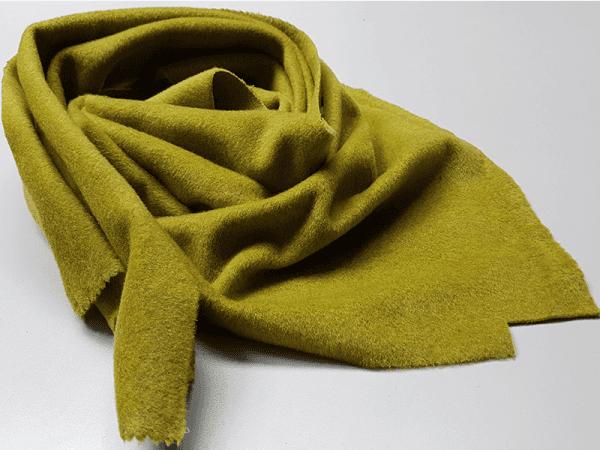 hand-made fabrics