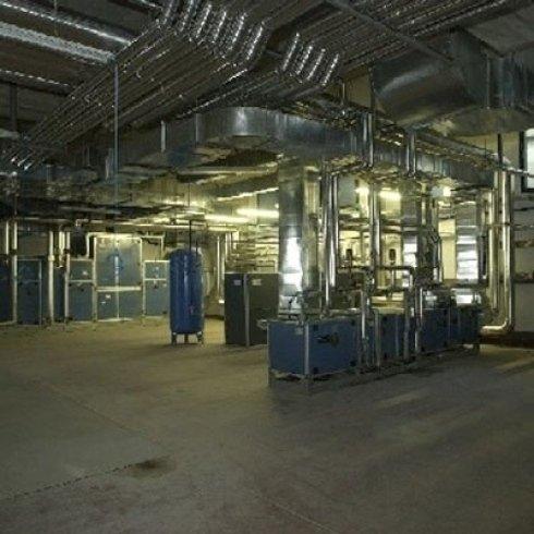 centrale di trattamento aria