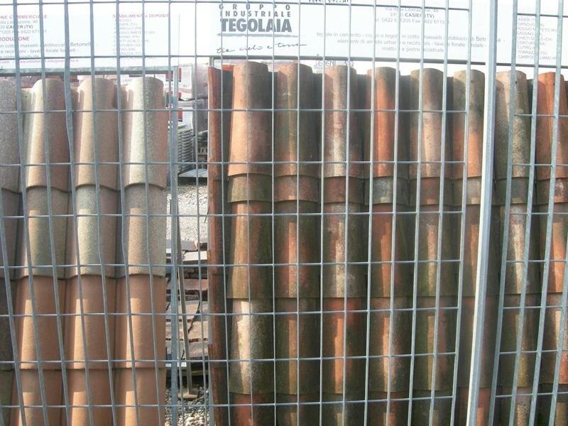 vendita tegole da copertura in provincia di modena
