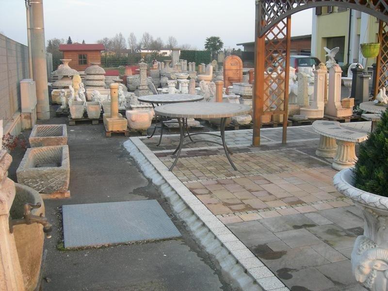 Vendita arredamento da giardino modena commercedil for Arredo giardino milano provincia