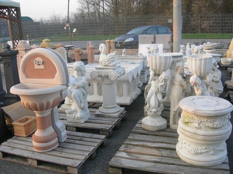 Vendita Fontane Da Giardino.Vendita Arredamento Da Giardino Modena Commercedil Razzaboni