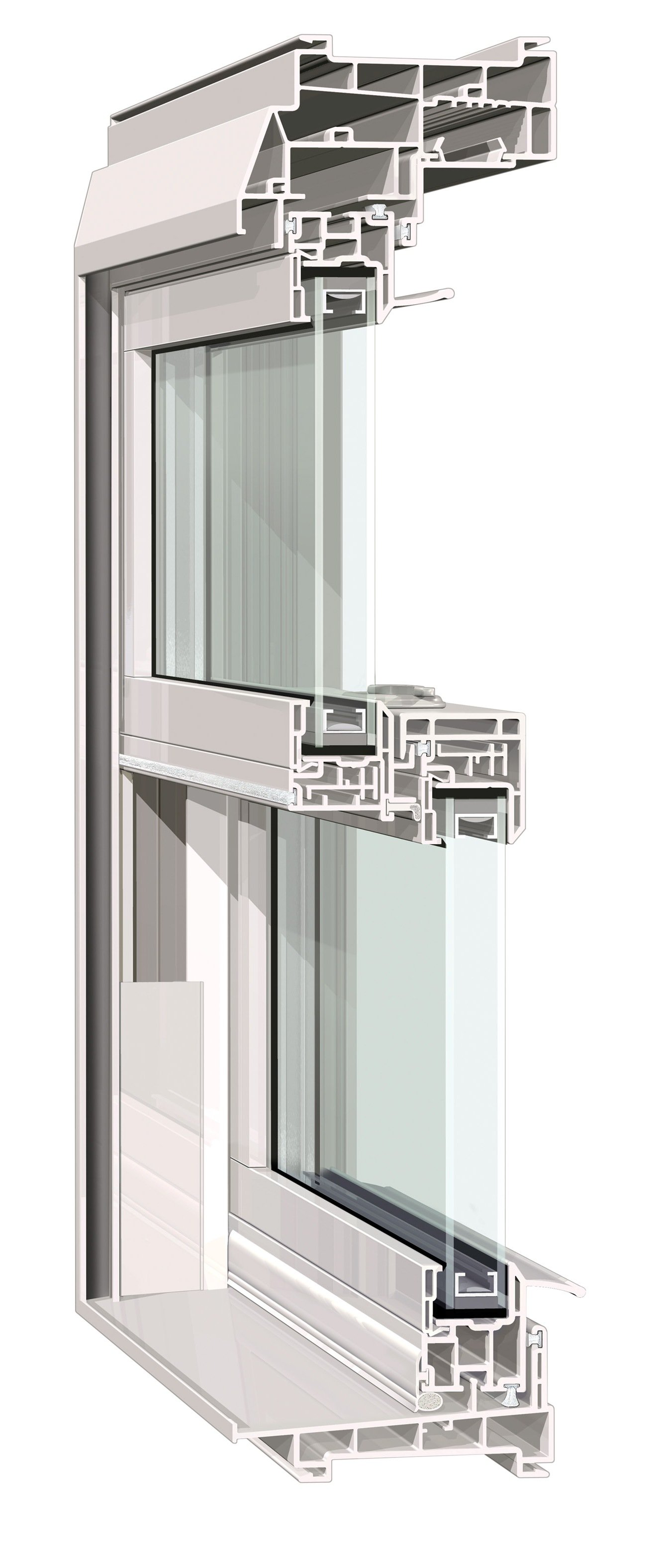 Double hung window installation in Springdale and Fort Smith AR