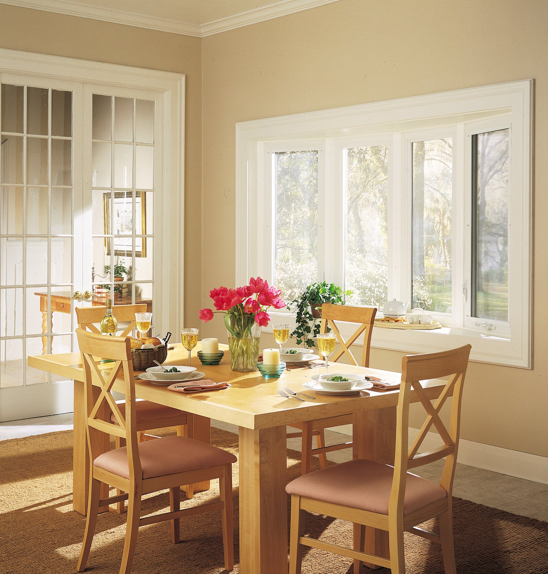 Bay and Bow windows in Springdale and Fort Smith, AR