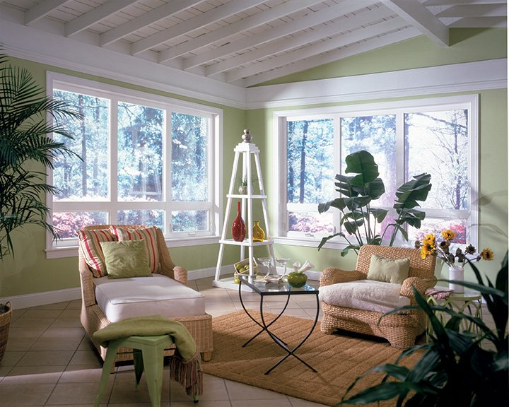 Casement windows in Springdale and Fort Smith AR