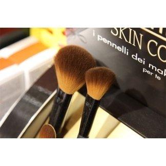 Pennelli naturali da make-up