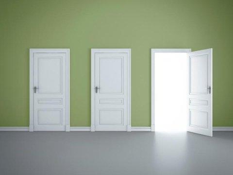 Porte per interni brescia euroserramenti - Porte da interno laminato ...