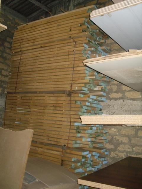 ingrosso legname da costruzione