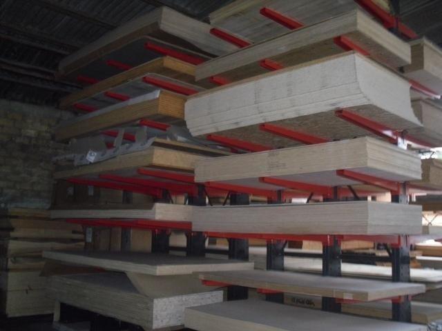 legname piallato