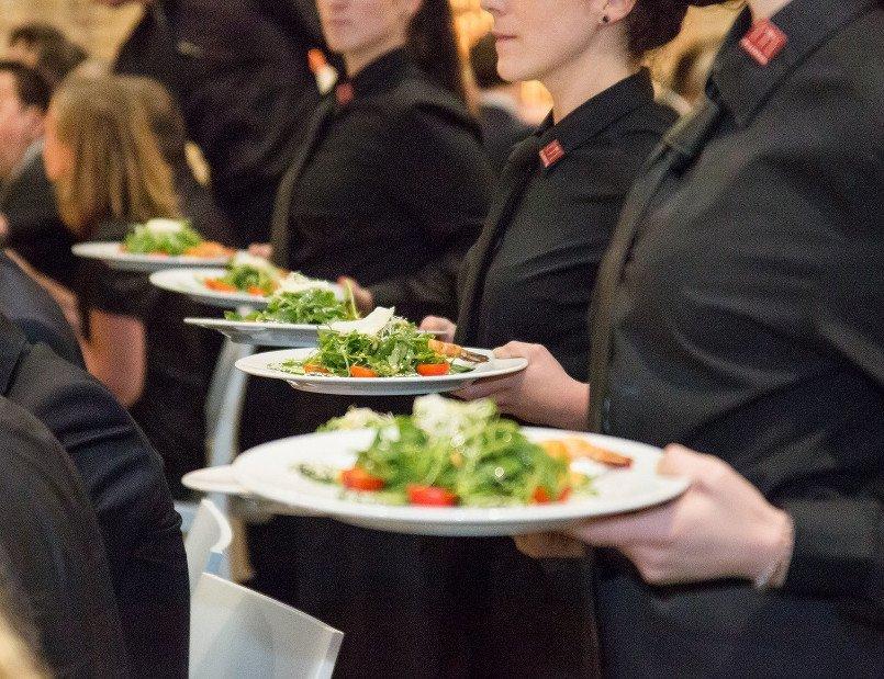 FLORIS Corporate Catering Eventcatering Berlin Öko