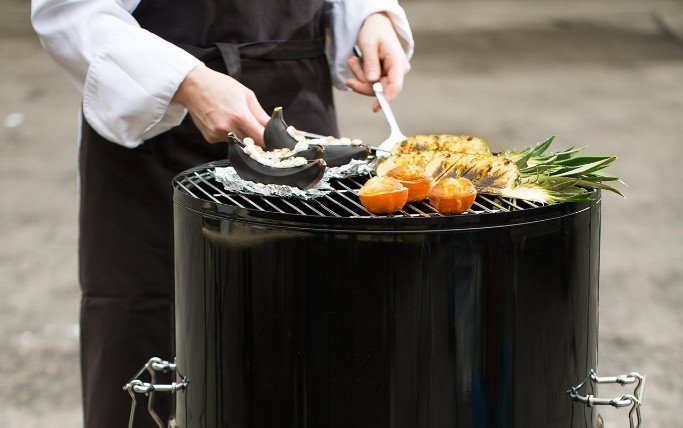 FLORIS Angebote Corporate Grilltonne