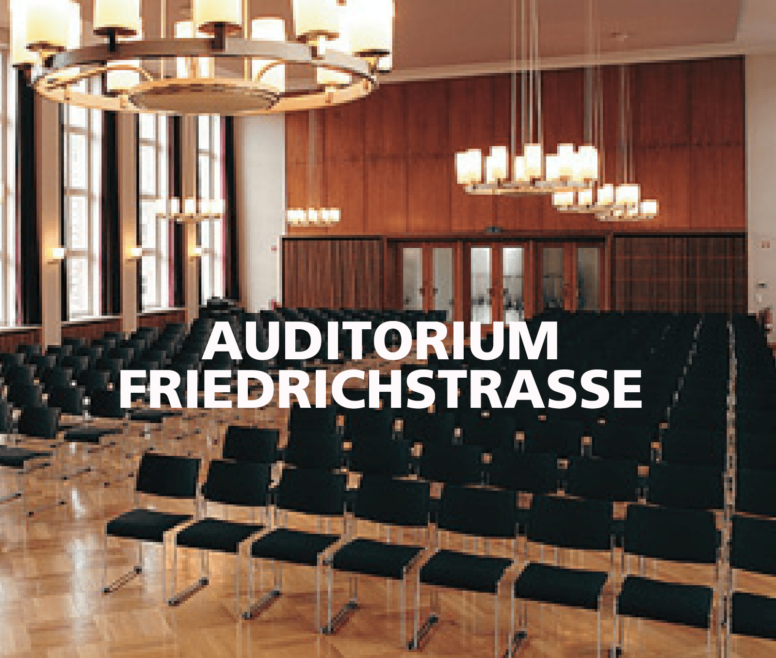 FLORIS Partnerlocation Auditorium Friedrichstrasse